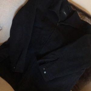 Alfani men's wool coat